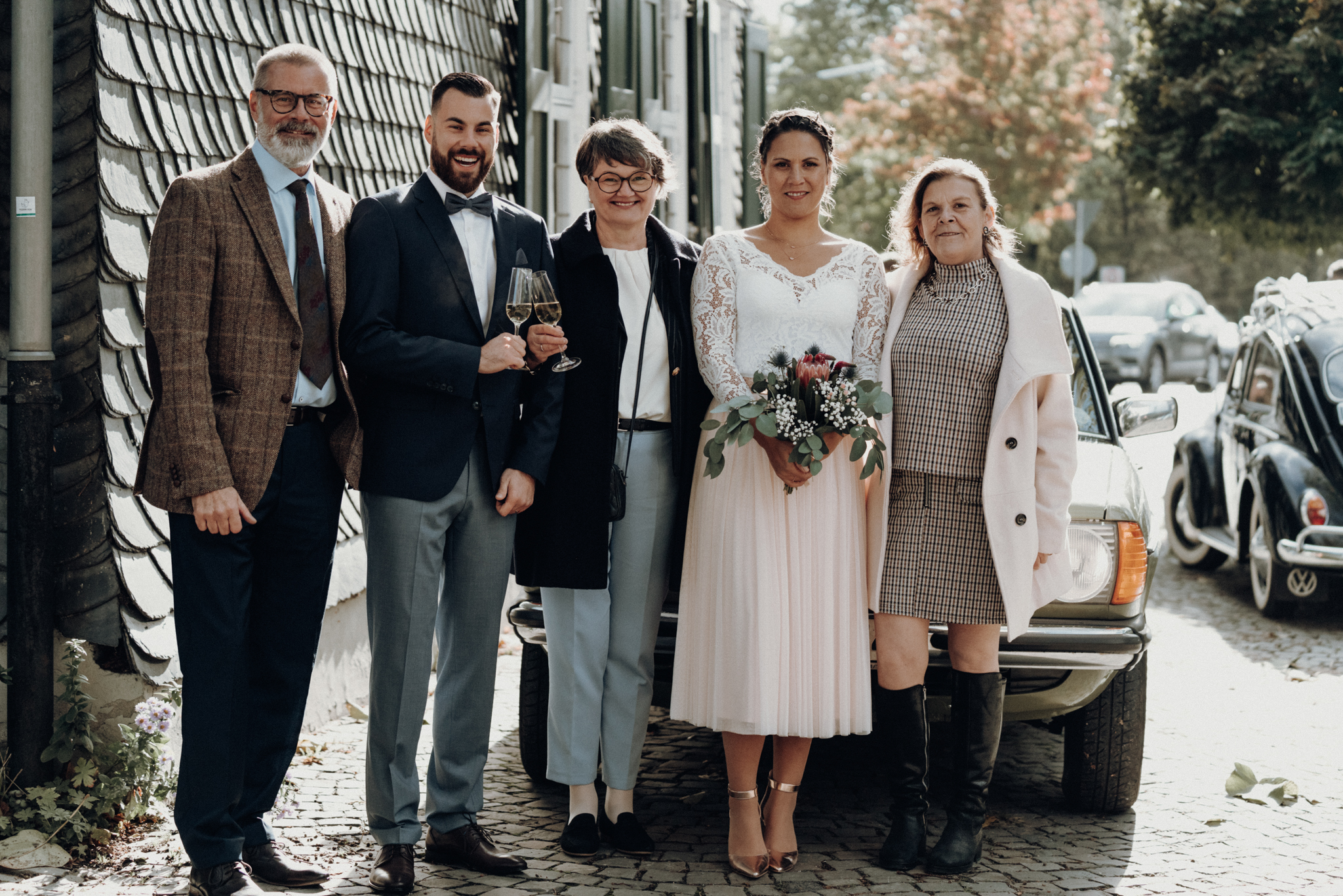 Laetitia & Christopher – emotionale Hochzeit in Wermelskirchen